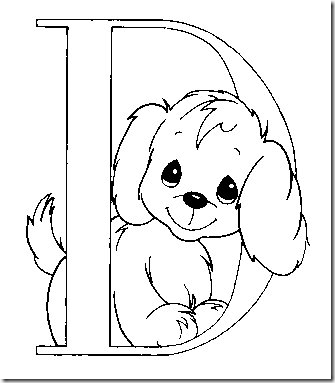 Coloring Pages: May 2009