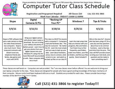 wpsc march 2011 schedule JPG