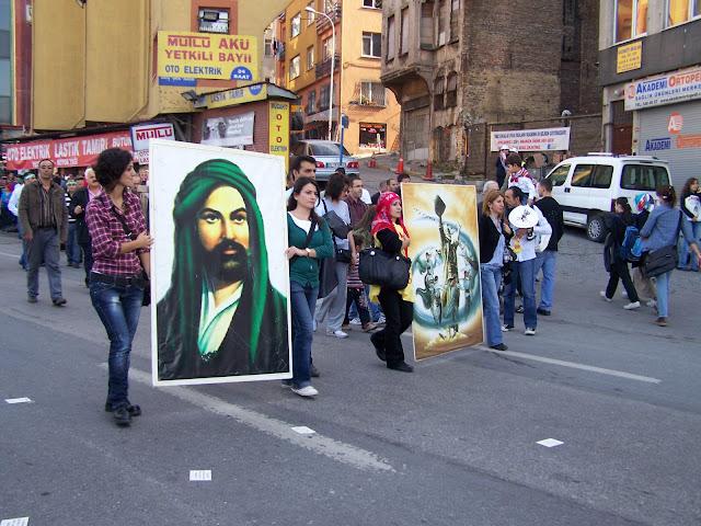 08.11.2009 Kadıköy Miting Resimleri
