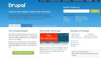 Το νέο Drupal.org