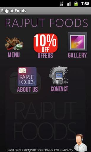 Rajput Foods