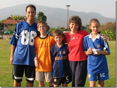 SoccerFamily