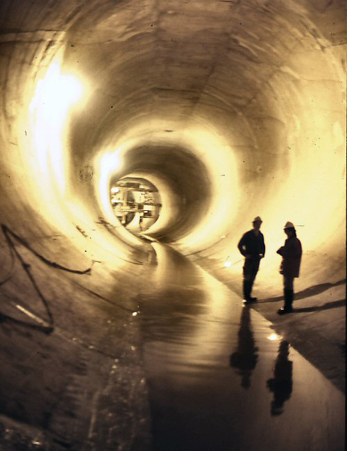 Deep Tunnel Project