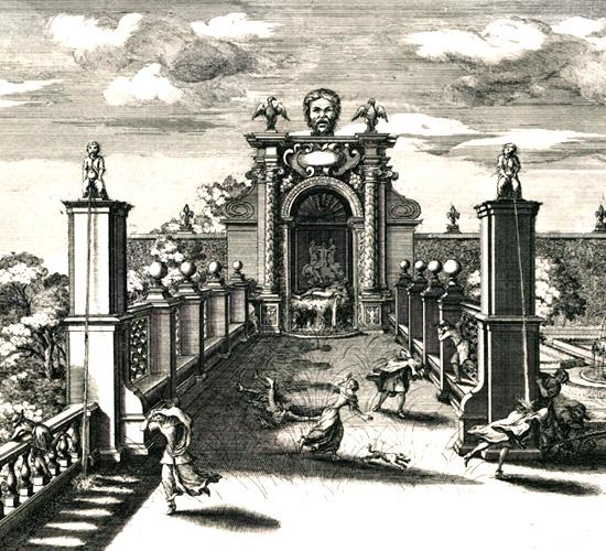 Fontana di Venere at Villa d'Este, Tivoli