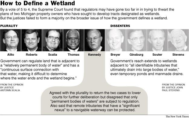 Defining Wetlands