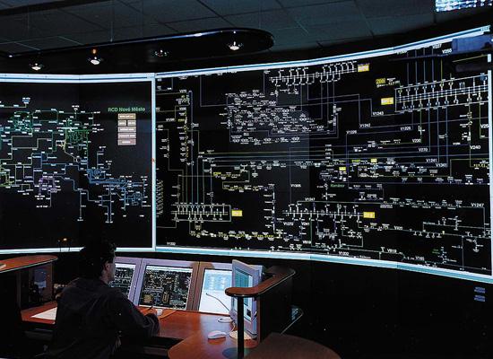 Super-Versailles Control Room