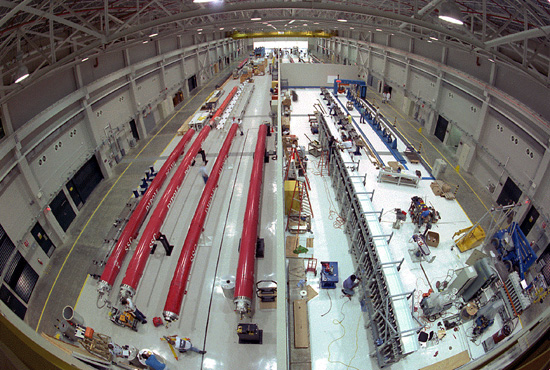 Superconducting Super Collider