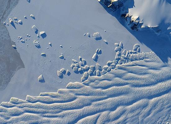 Matusevich Glacier