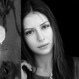 by Ivelin Zhelyazkov - People Portraits of Women