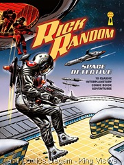 Rick Random (cover)