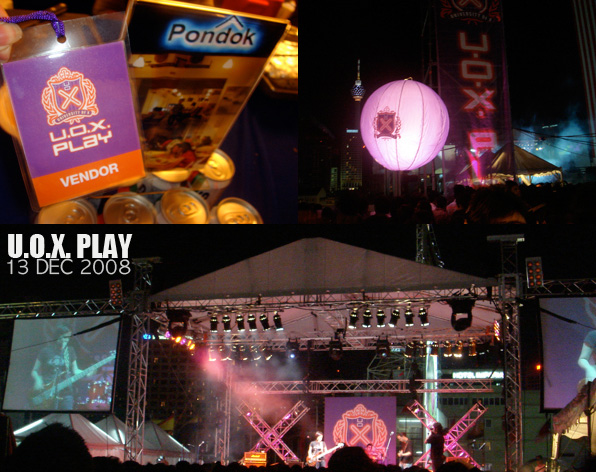 UOX play U.O.X. Play pondok cafe
