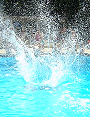 Pool-Splash
