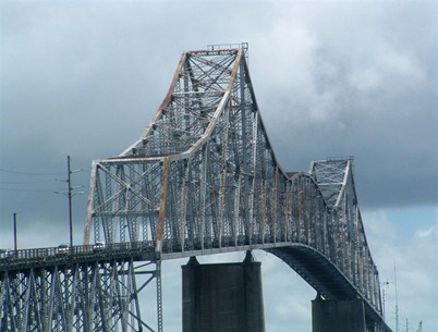 old cooper river bridge