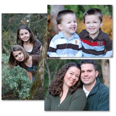 family shots