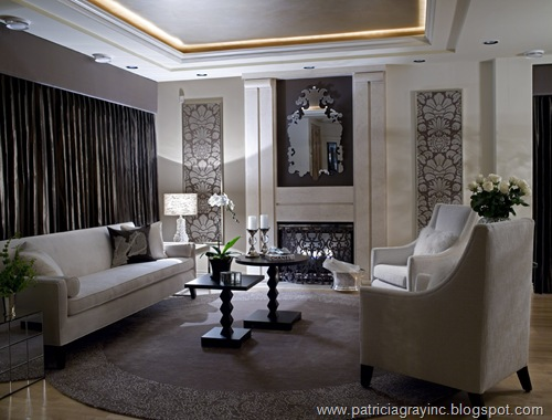 Patricia Gray | Interior Design Blog™: Mirror Magic