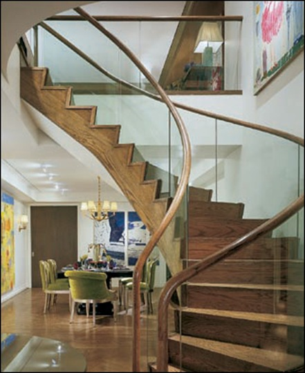 Comtemporary StairCase