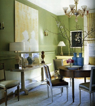 Farrow & Ball Paint SheilaBridges