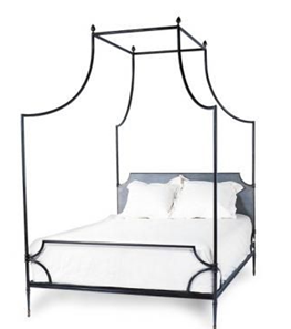 Four Poster Canopy Bed