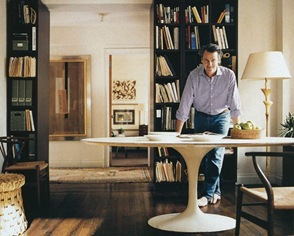 Knoll Saarinen Table Tom Scheerer