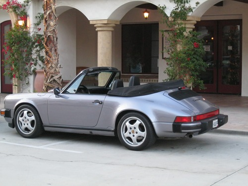 Old Town La Quinta Porsche