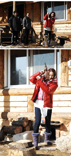 [i] Yoona @ Family Outing S2 | - 63.0KB