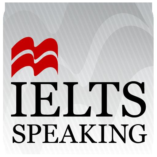 IELTS Skills - Speaking LOGO-APP點子