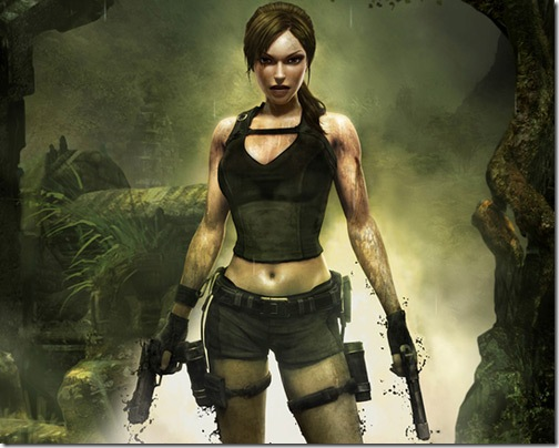 tomb raider underworld wallpaper. Tomb Raider: Underworld