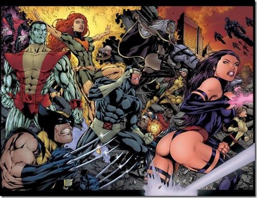 X_Men_vs_Sentinels_by_edbenes