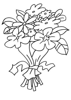 JYCes-colorear-dibujos-imagenes-foto-ramo-de-flores-d6590