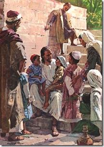 Jesus y los ninos 02