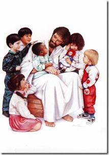 Jesus y los ninos 03