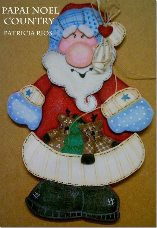 Manualidad de Navidad para niños Papa Noel en Foami | Aires de Fiesta