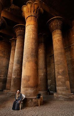 Templo faraónico de Esna,Esna, Luxor, Egipto