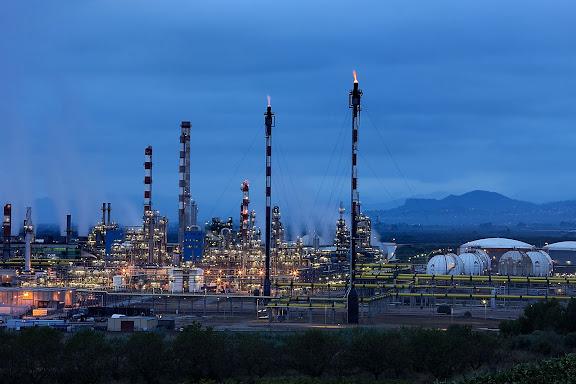 Polígon industrial petroquímic Nord.El Morell, Tarragonès, Tarragona