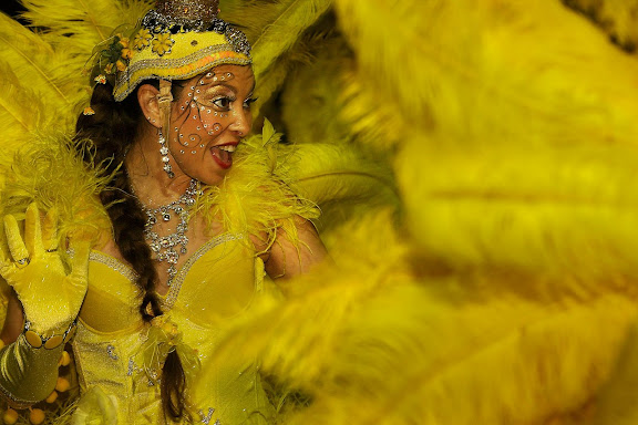 Carnaval de Sitges.  Rua de l'Extermini. Sitges, Garraf, Barcelona