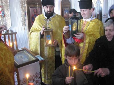 В греко-католических церквях Крыма прошли рождественские богослужения