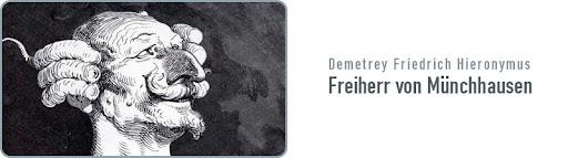 Demetrey Friedrich Hieronymus, Freiherr von Münchhausen