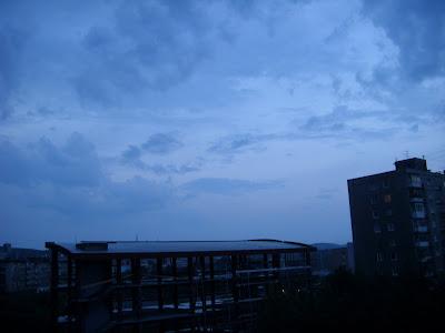 深夜2時の空