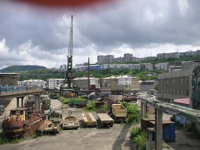 ホルムスク港