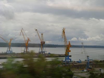 ブレスト港