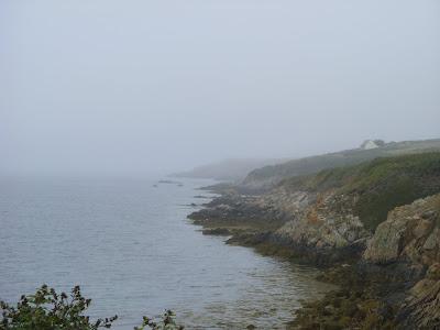ウエッサン島の海岸線