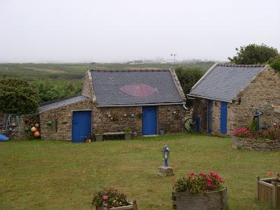 漁師の倉庫