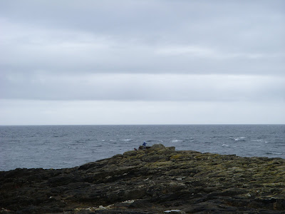 大西洋と黒雲