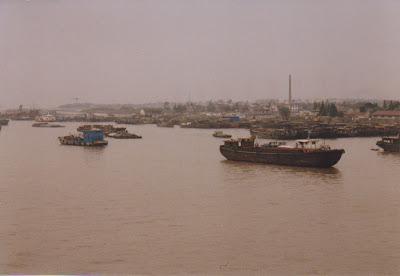 長江の河口