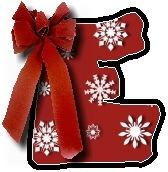 Christmas blanket E