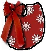 Christmas blanket U