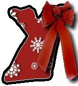 Christmas blanket Y