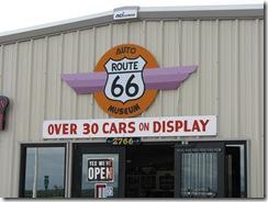 18 Rte 66 Auto Museum Santa Rosa NM