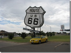 95 Rte 66 National Route 66 Museum - Elk City OK