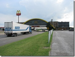 117 Worlds Second Largest McDonalds over I-44 Vinita OK